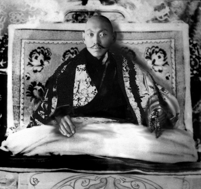 The Thirteenth Dalai Lama
