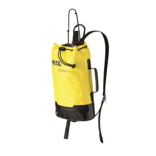 Petzl Personnel backpack | Petzl work at height & rope access equipment