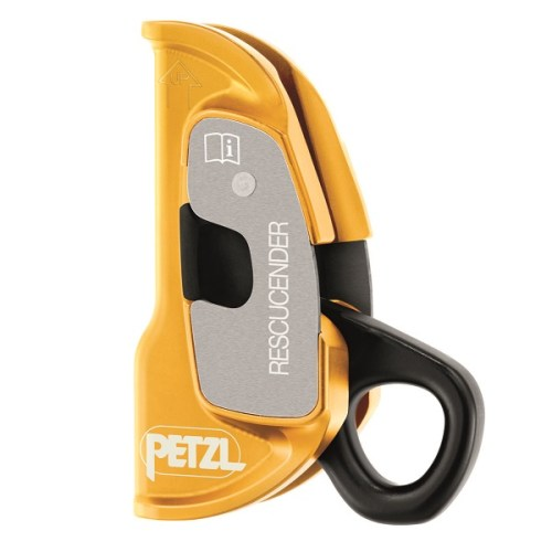Petzl Rescucender rope clamp | Petzl work at height & rope access equipment