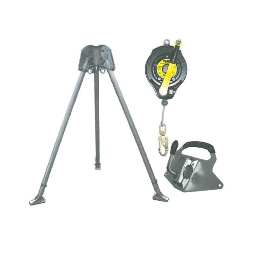 Abtech Safety T3 Two-Person Tripod - Kit 1