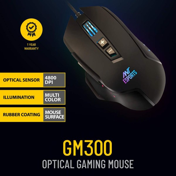 cheap gaming mouse, gaming mouse under 1000