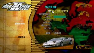 Need For Speed II SE Cheats Codes