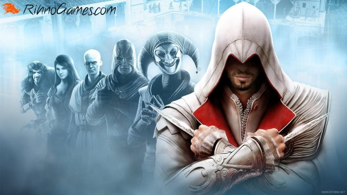 Install Assassin's Creed Brotherhood
