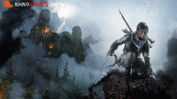 Rise of the Tomb Raider DLC + Full Game Setup