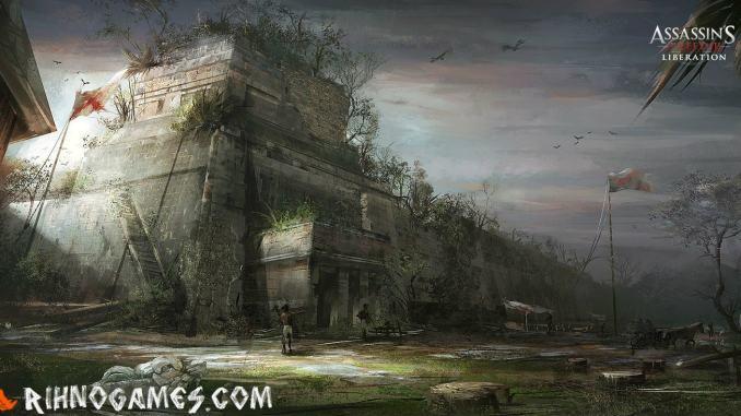 Install Assassin's Creed III Liberation