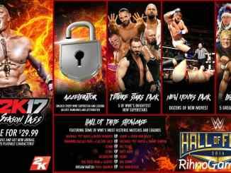 WWE 2k17 Release Date