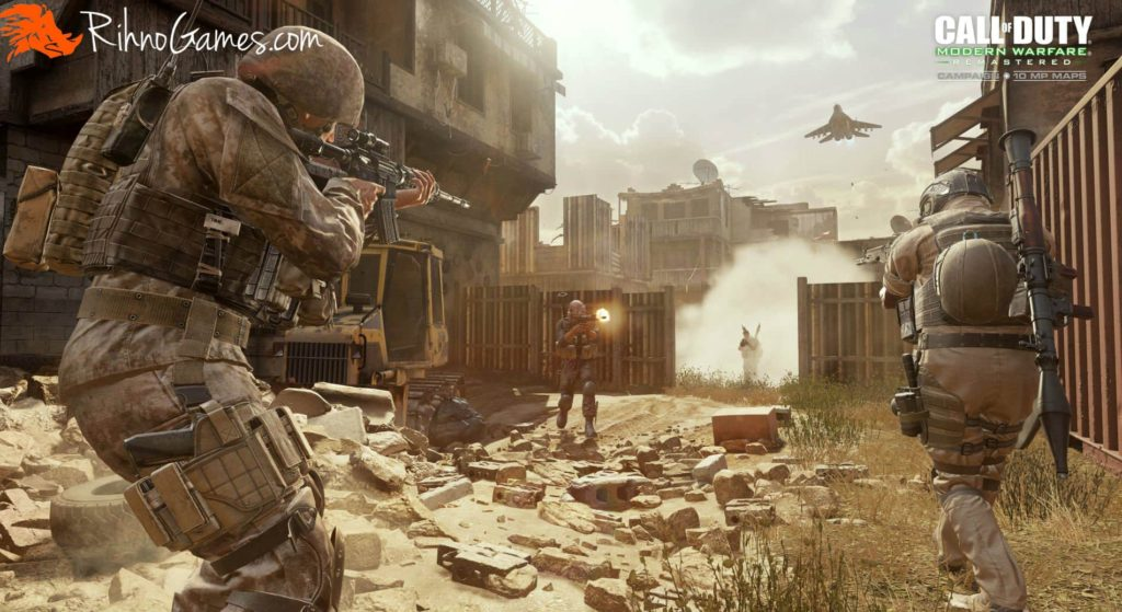 Call of Duty Modern Warfare Remastered System Requirements