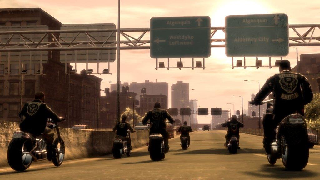GTA IV Liberty City