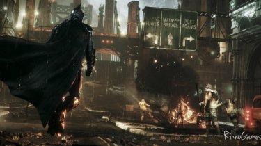 Batman Arkham Knight System Requirements