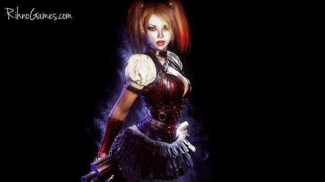 Batman Arkham Knight all DLC - Harley Quinn