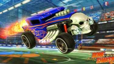 Rocket League Hot Wheels Edition