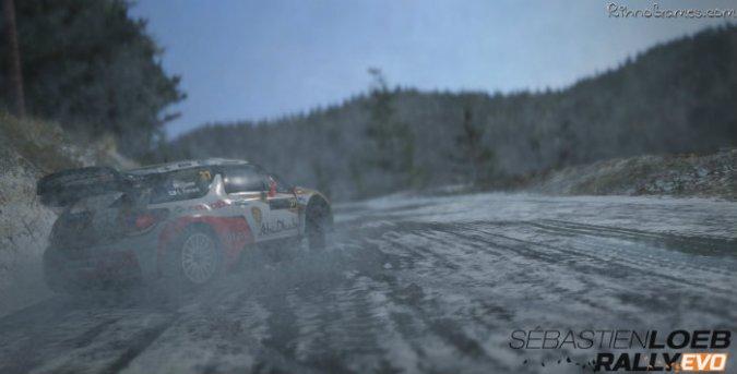Sebastien Loeb rally EVO PC Game