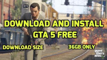 Install GTA 5