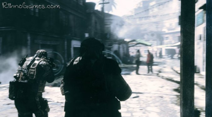 Tom Clancys Ghost Recon Future Soldier Game