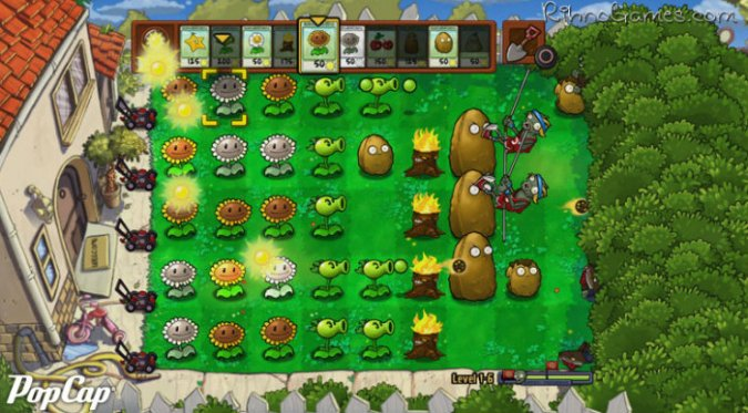 Plants Vs Zombies Game Download