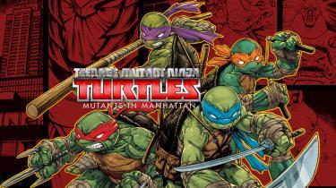 Teenage Mutant Ninja Turtles Mutants in Manhattan Download