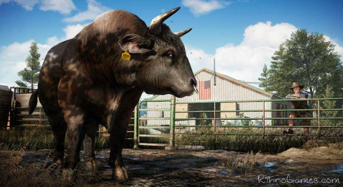 Far Cry 5 Animals