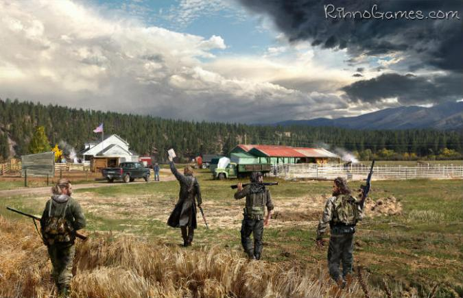 Far Cry 5 Release Date