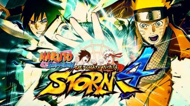 NARUTO SHIPPUDEN Ultimate Ninja STORM 4 Download