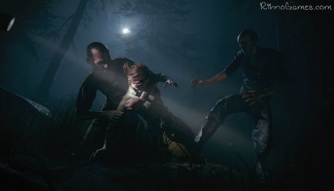 Outlast 2 PC Game
