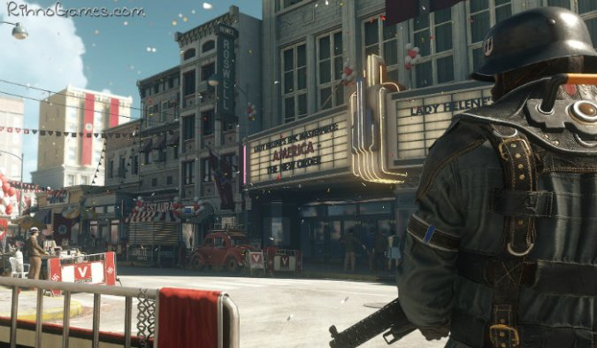 The Wolfenstein II The New Colossus Download