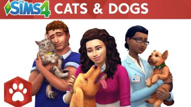 The Sims 4 Expansion Packs with Cats & Dogs Pack