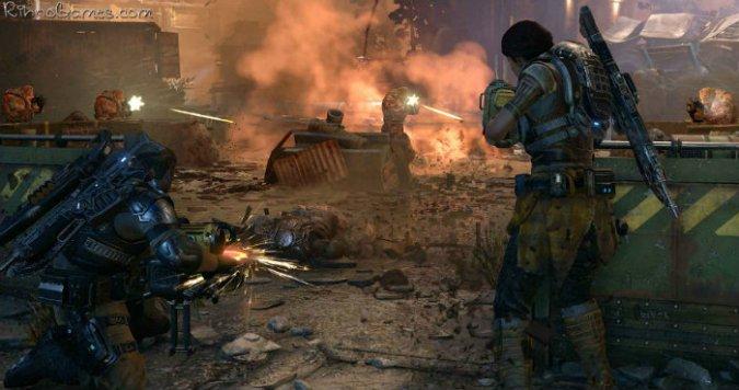 Download Gears of War 4