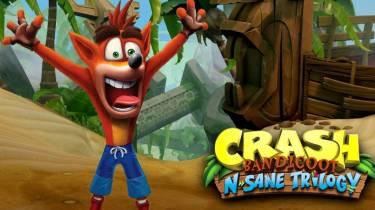 Crash Bandicoot N Sane Trilogy Free Download