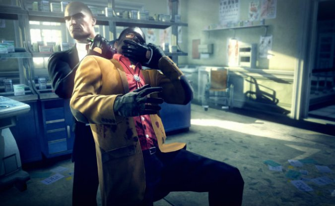 Download Hitman Absolution Free for PC