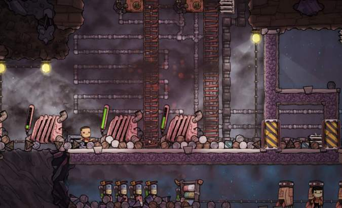 Oxygen Not Included Update