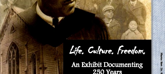 Museum of Work & Culture Hosts Exhibit on 250 Years of the Black Church in R.I.