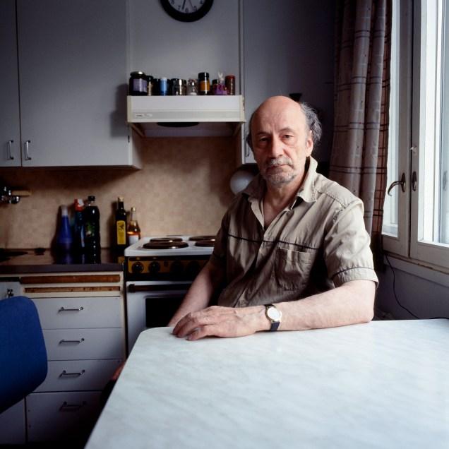 50+ suomalaisen miehen muotokuva valokuvanäyttely ja kirja. 50+ Finnish man – a portrait. Exhibition and a book.