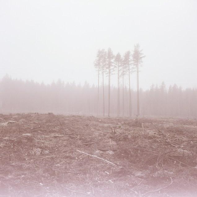 Parasta ennen — kuvia suomalaisesta maaseudusta. Landscape photos from serie Dated.