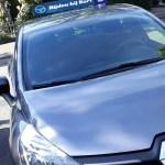 Lesauto rijschool Renault clio