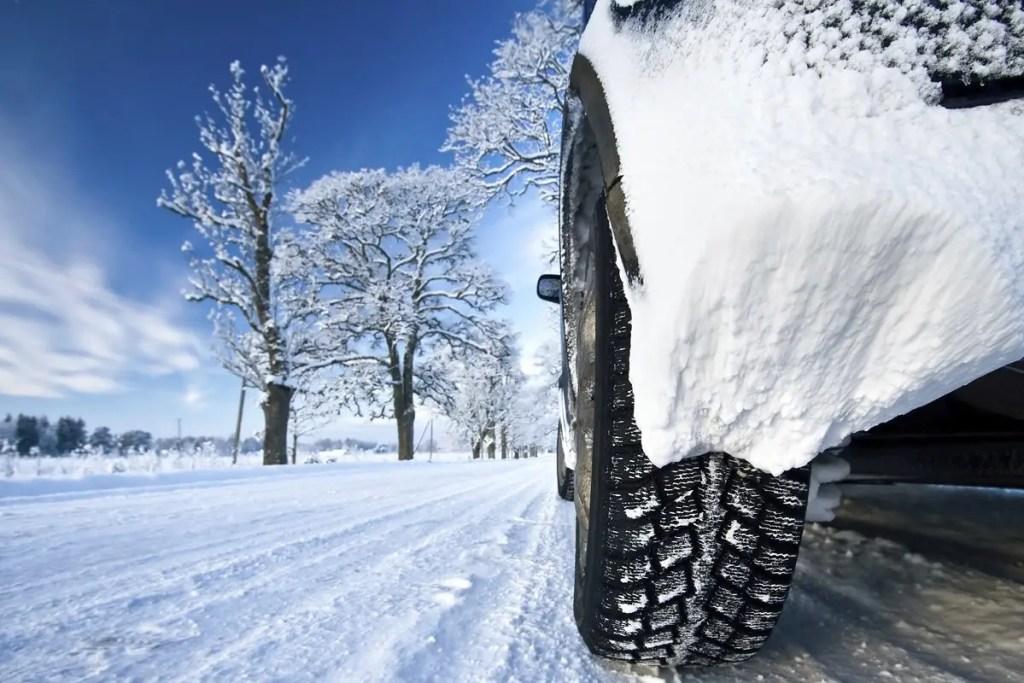 Rijles in winter, Rijschool Zwolle,