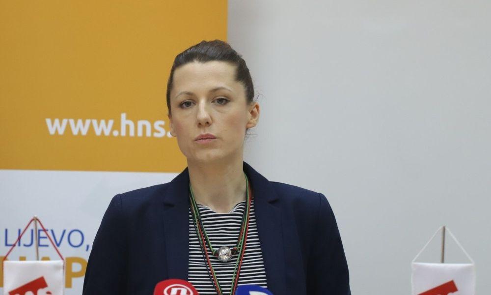 Morana Jokić predstavila svoj program za EU parlament