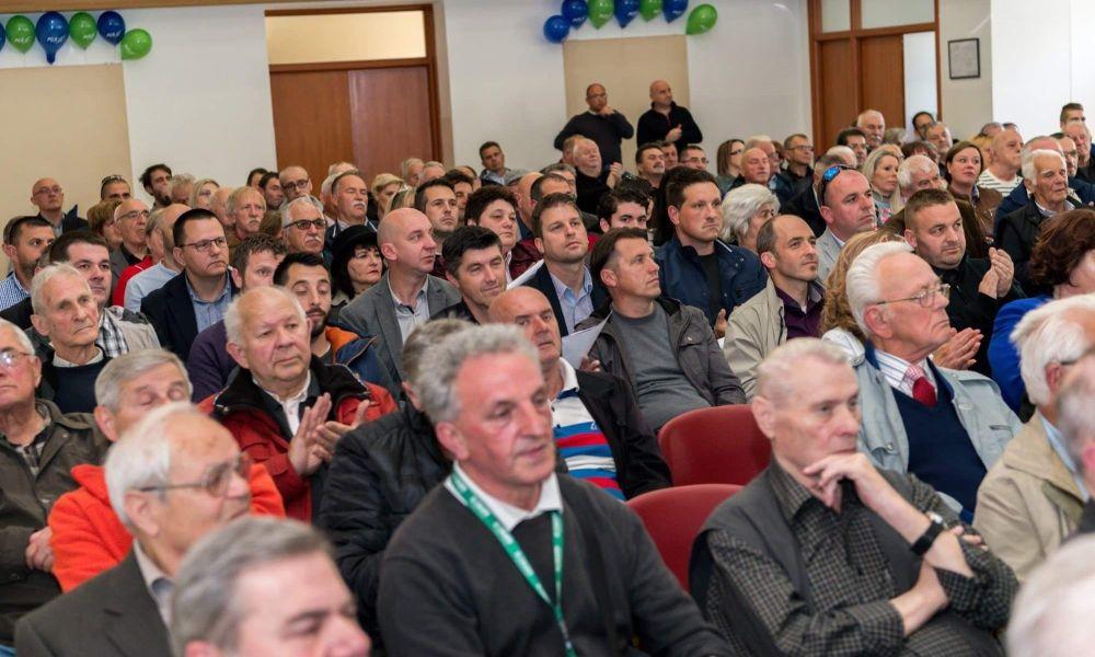 Darijo Vasilić novi stari predsjednik Primorsko goranskog saveza