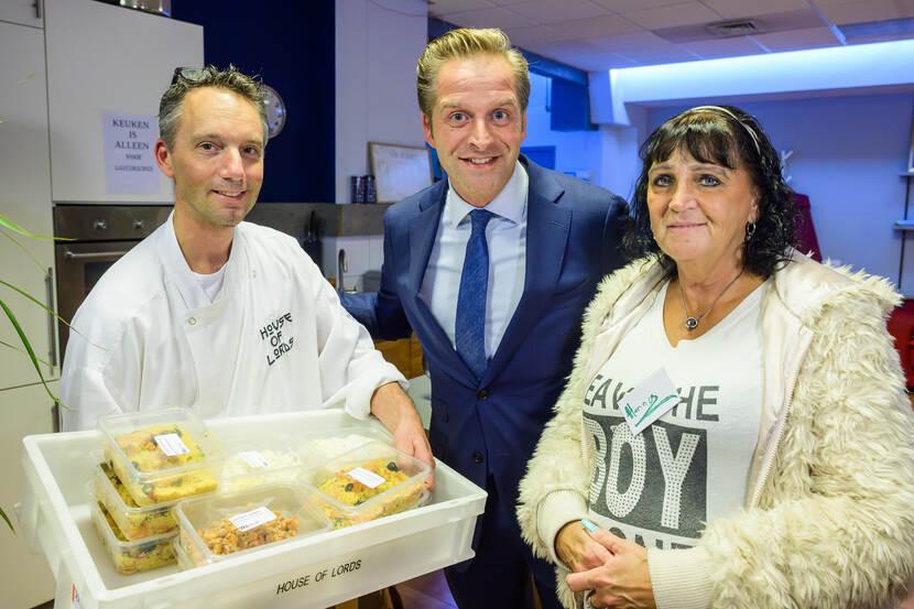 Geloven in Moerwijk 011019005 Verrassende start Week tegen Eenzaamheid in Moerwijk