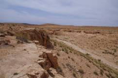 Canyon im Osten Marokkos