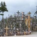 Litauen Berg der Kreuze