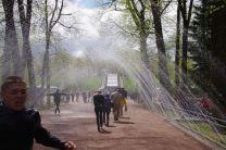 ... und der Gaudi-Wassertunnel