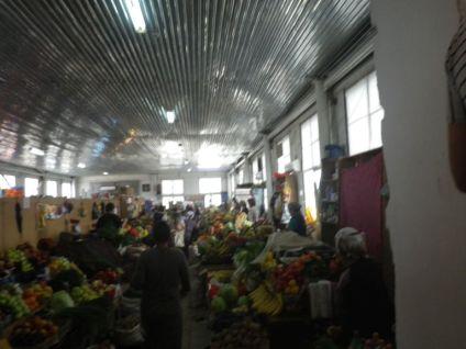 ...aber feiner Bazar
