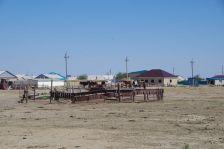 Recyceling - der alten Aral-Schiffe