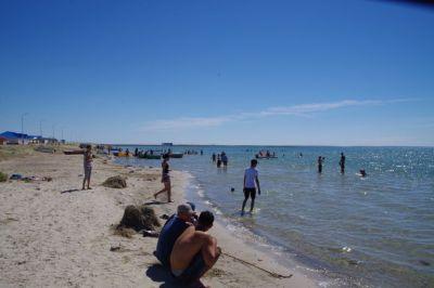 Ausflugsziel: Süßwassersee Kambasch - nicht nur für Menschen...