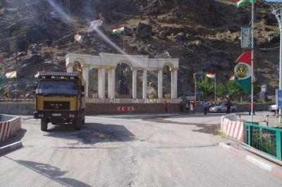Kala-i-Khumb - das Zusammentreffen von nördlichem und südlichem Pamir-Highway