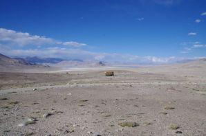 ...bevor wir das Dach der Welt bei 4000m Höhe und einem unglaublichen fantastischen Ausblick erreichen