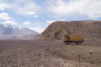 Pamir-Highway – entlang der alten Seidenstraße nach Osch