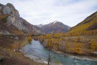 Naturbelassen, der Fluss Cuja
