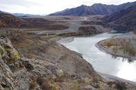 Der Fluss Katun
