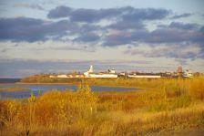 Swijaschsk - die Inselstadt, gegründet von Iwan IV 1551...